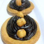 Mini Crostatine al Cioccolato