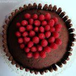 Ciocco-Lampone Cake di Lorraine Pascale