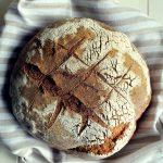 Pane con Lievito Madre il mio primissimo impasto