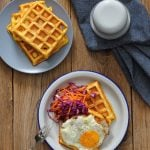 Waffles Zucca e Patate