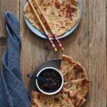 Pancake cinesi-Scallion pancake-Cong you bing